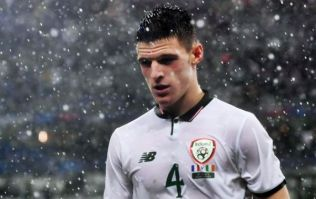 Declan Rice ready to pick England over Republic of Ireland