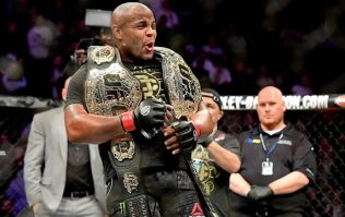 A sneeze on fight day almost forced Daniel Cormier to pull out of UFC 230