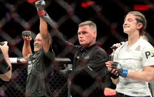Sijara Eubanks squashes beef with Joe Rogan after UFC 230 win