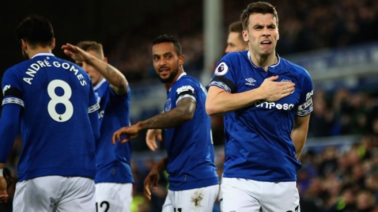 Seamus Coleman explains wild celebration after goal against Brighton
