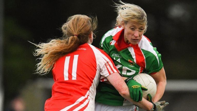 Ladies football round-up from weekend and draw for next round
