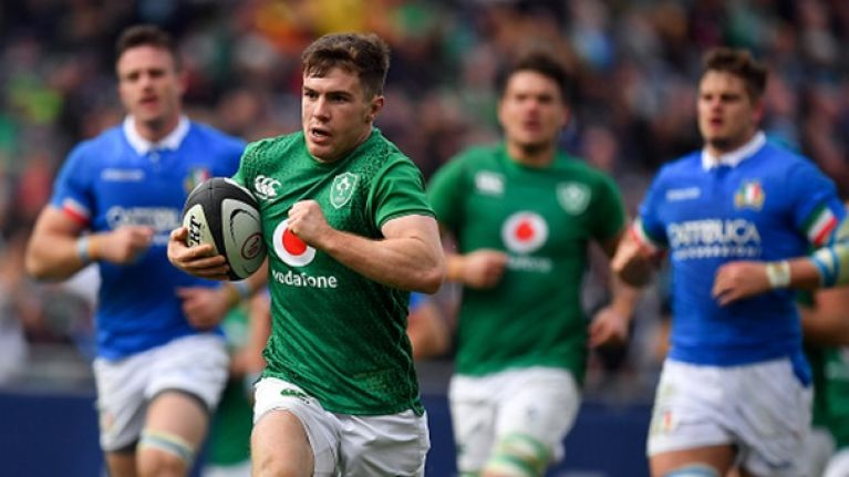 Analysis: Luke McGrath's exceptional support play may earn him the nod to start