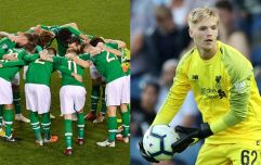 Caoimhin Kelleher among four new faces in provisional Ireland squad