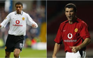 Eric Djemba-Djemba reveals what Roy Keane used to shout at Kleberson