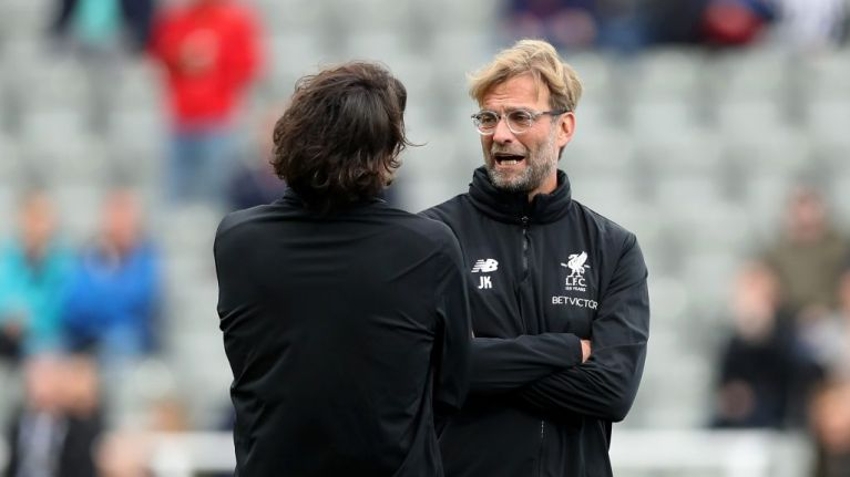 Strange theory about Liverpool's form gathers momentum among the club's supporters