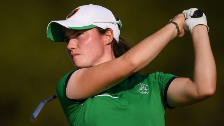 From Cavan to North Carolina, Leona Maguire is golf's next big star
