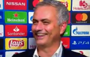 Jose Mourinho takes a dig at the FA in post-match interview
