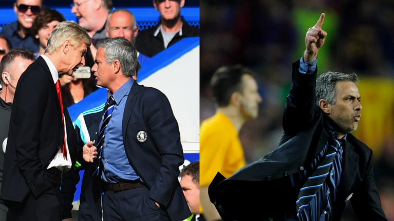 QUIZ: Test your knowledge of Jose Mourinho's many shithouse moments