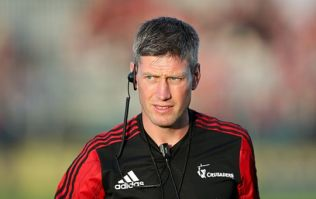 Richie McCaw hearing only good things about Ronan O'Gara at the Crusaders
