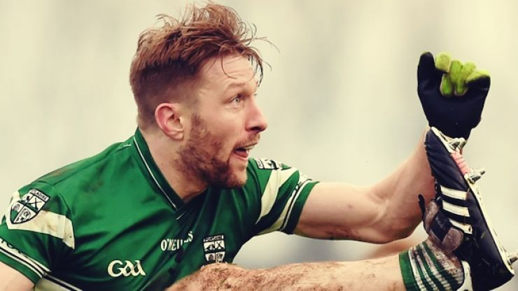 Cahir Healy must be the busiest GAA player in the land right now