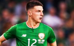 Declan Rice has his own say on Ireland England decision