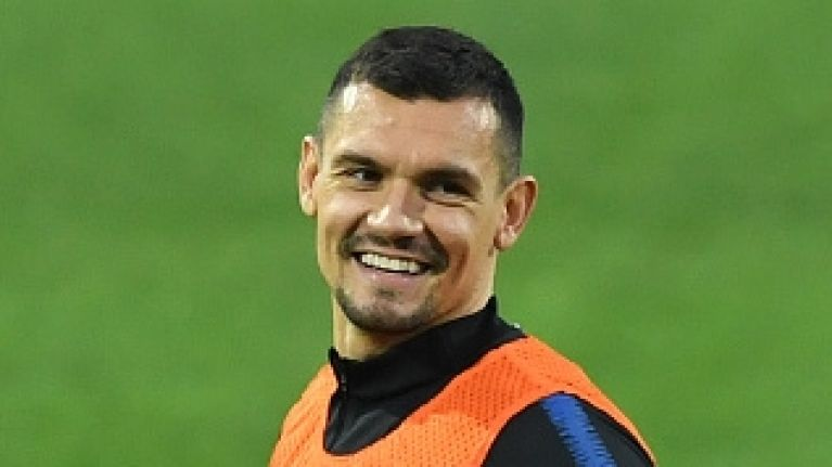 The absolute neck on Lovren naming three defenders he's as good as
