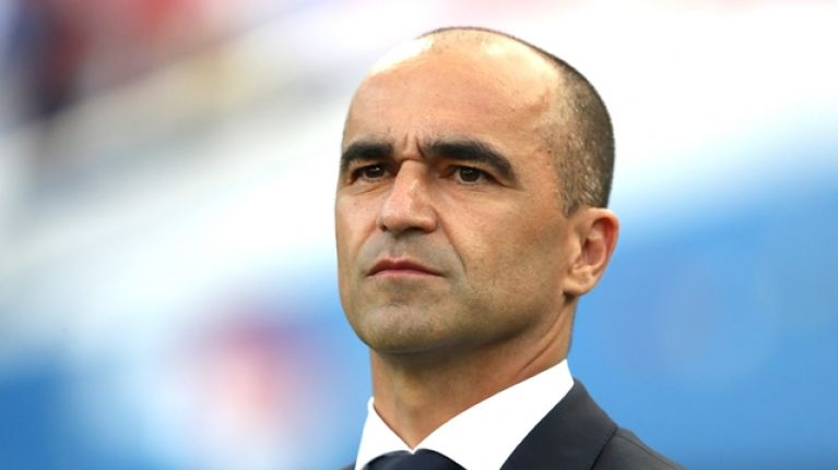Real Madrid want talks with Roberto Martinez over manager's job