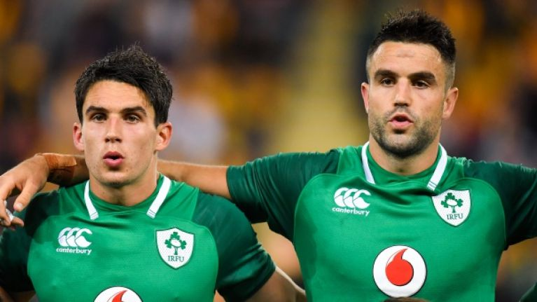 Conor Murray believes a mixture of youth and experience the key to Ireland flourishing
