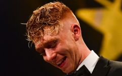 Emotional Cian Lynch gives fantastic speech after winning Hurler of the Year
