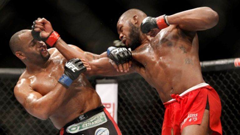 Jon Jones not willing to grant Daniel Cormier a trilogy fight at heavyweight