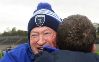 After stepping down as Ard Stiúrthóir, Paraic Duffy is now on the sidelines as Scotstown aim to lift Ulster title
