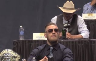 "Donald Cerrone ""waiting on"" Conor McGregor to agree to lightweight clash"