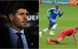 Steven Gerrard opens up on the circumstances surrounding infamous slip