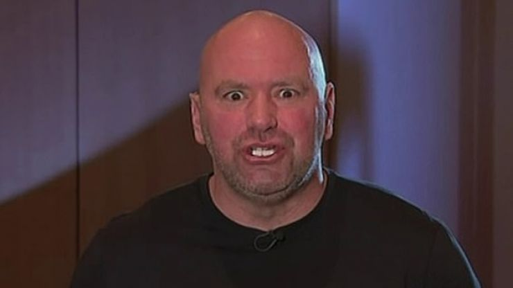 Dana White hits back at Australian reporter after tense interview about Conor McGregor