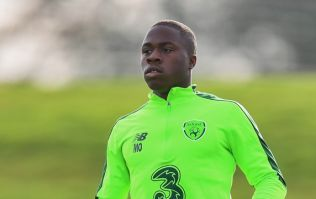 Michael Obafemi won't travel with the Ireland squad for the match against Denmark