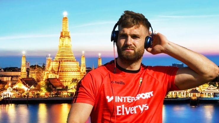 Aidan O'Shea among GAA legends flocking to Thailand for Asian finals this weekend