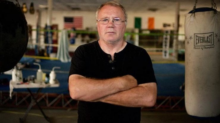 The Connemara boxer who cut eight pounds in the final two hours before his fight