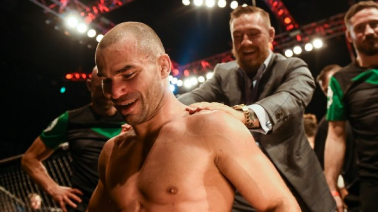 Yet another one of Khabib's teammates calls out Artem Lobov