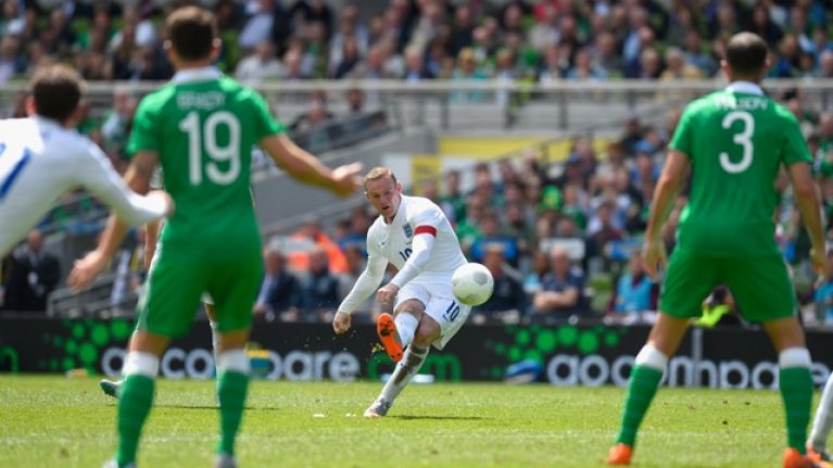Brian Kerr discusses attempt to get Wayne Rooney to play for Ireland