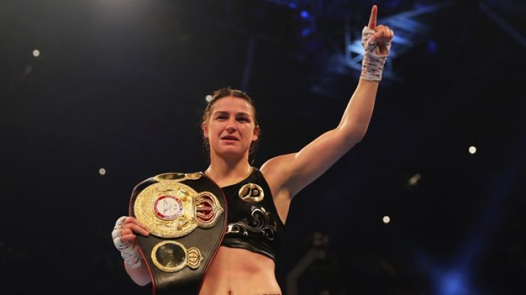 """Katie Taylor may get spot on Canelo undercard but Claressa Shields fight """"will never happen"""""""