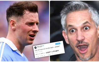 Philly McMahon and hundreds of Irish people see the irony of Gary Lineker's Brexit tweet