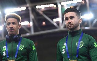 Ireland dealt triple injury blow ahead of Denmark game