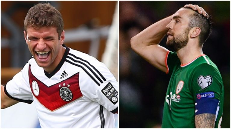 Germany relegated in Nations League and could be second seeds for qualifiers