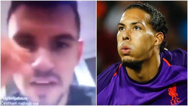 """""""Not my type of defender"""" - Virgil Van Dijk joins in on Sergio Ramos bashing"""