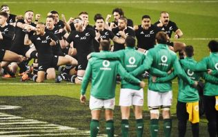 Josh van der Flier on why Ireland stepped forward to face the Haka