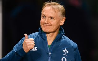 Final answer of Joe Schmidt's press conference had everyone laughing