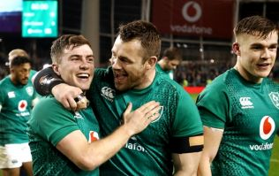 Luke McGrath on why he kicked the ball back to New Zealand with 90 seconds to go