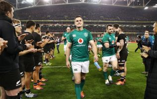 Johnny Sexton all but won himself World Player of the Year last night