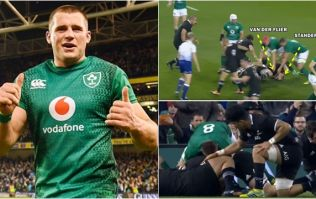 CJ Stander delivered the crucial moment that told New Zealand it was not their day
