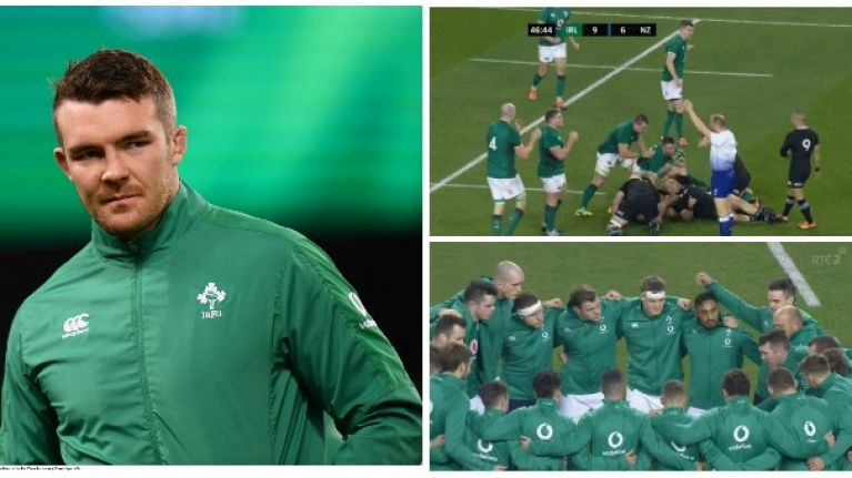 Analysis: Dissecting Peter O'Mahony's heroic performance against New Zealand