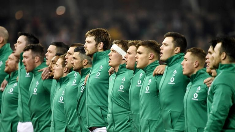 England legend set to 'eat some humble pie' after Ireland comments