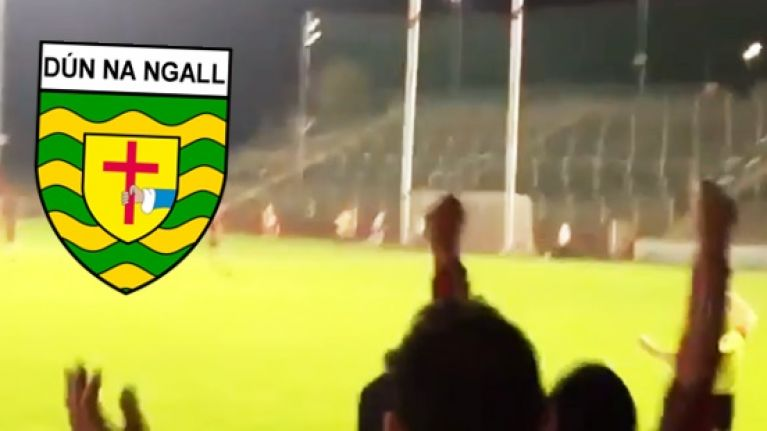 Injury time wonder goal wins Ulster final and sends Donegal club bonkers