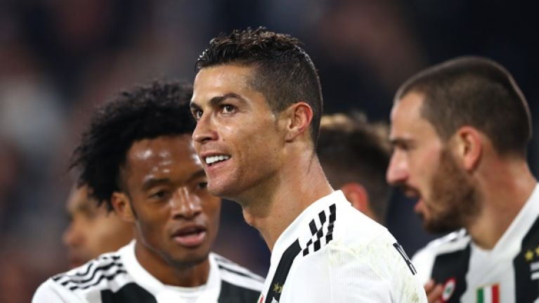 Juventus fan requests goals for Cristiano Ronaldo instead of funeral flowers