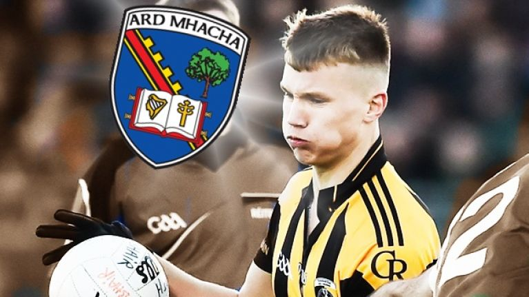 Armagh and Crossmaglen have another genuine star on their hands