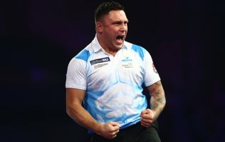 Gerwyn Price deletes tweet after controversial Grand Slam of Darts final victory