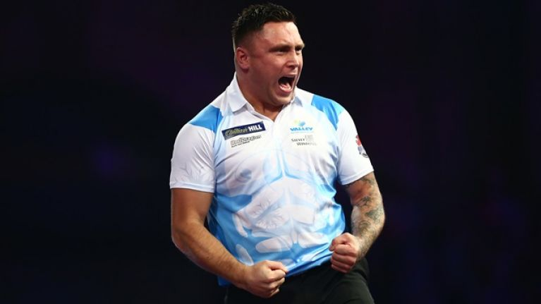 Billedresultat for gerwyn price darts