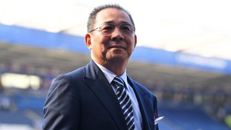 Leicester City to commemorate Vichai Srivaddhanaprabha with statue