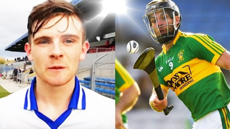 10 club hurlers playing like they should be called up to county seniors