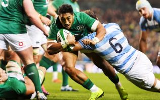 Two Ireland players top our ratings after hard-fought Argentina victory
