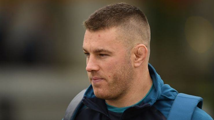 Sean O'Brien looks like a major concern for New Zealand game
